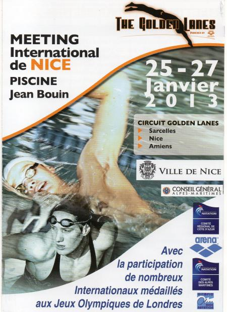 Liveffn Com Meeting International De Nice Circuit Golden Lanes